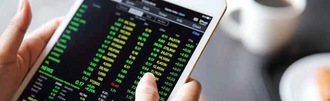 海外FX業者の取引ツール