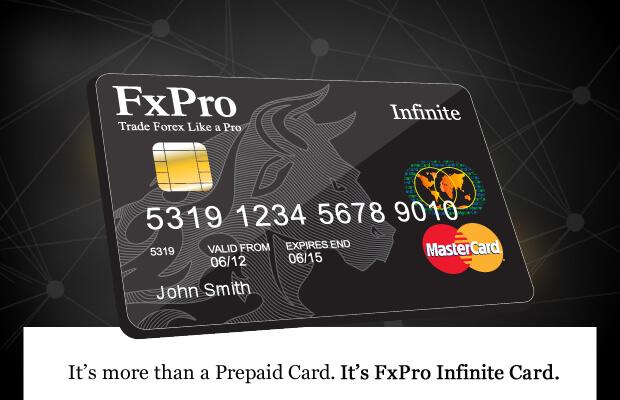 fxproインフィニティカード