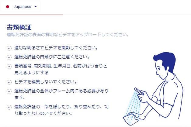 書類の検証