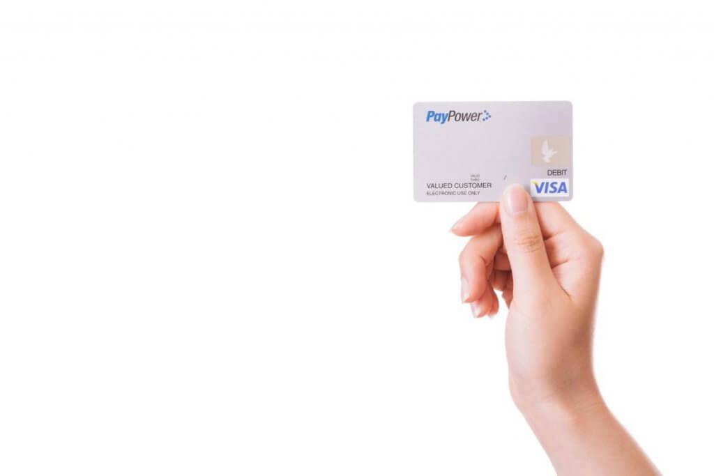 AXIORYクレジットカード入金